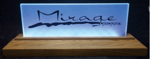 Mirage plate